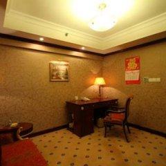 Отель SALVO Шанхай в номере