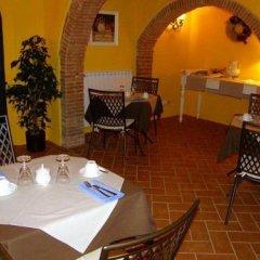Отель Relais Il Vallone Синалунга питание