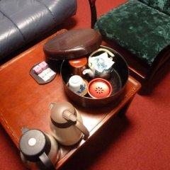 Отель Aso Ikoi no Mura Минамиогуни удобства в номере фото 2