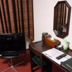 Отель Aso Ikoi no Mura Минамиогуни удобства в номере