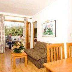 Отель Apartamentos Sol Radiante комната для гостей