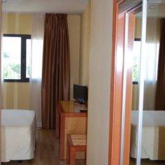 Hotel Puerta Guadalajara удобства в номере