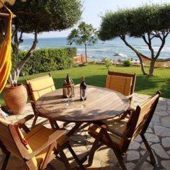Отель Corfu Glyfada Menigos Resort питание