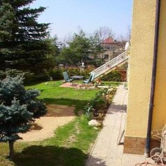 Отель Rainbow-Inn Prague балкон