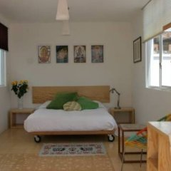 Апартаменты Sunflower Apartment near Coyoacan District Мехико комната для гостей фото 3