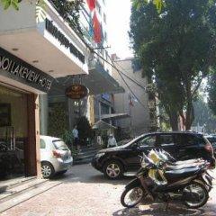 Hanoi Lake View Hotel парковка