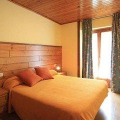 Отель Apartamentos Rurales Les Barnedes Мольо комната для гостей фото 3