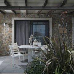 Отель Adriana Studios Пефкохори балкон