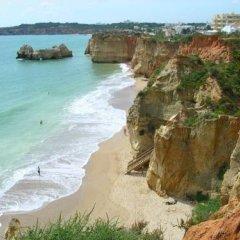 Отель Amazing Praia Da Rocha Seaview Португалия, Портимао - отзывы, цены и фото номеров - забронировать отель Amazing Praia Da Rocha Seaview онлайн пляж фото 2