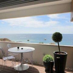 Отель Amazing Praia Da Rocha Seaview Португалия, Портимао - отзывы, цены и фото номеров - забронировать отель Amazing Praia Da Rocha Seaview онлайн балкон