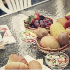 Отель Casa dos Frutos Divinos питание