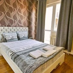 Апартаменты Silver Apartment комната для гостей фото 3