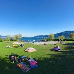 Отель Camping Villaggio Isolino Италия, Вербания - отзывы, цены и фото номеров - забронировать отель Camping Villaggio Isolino онлайн помещение для мероприятий
