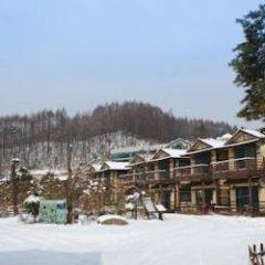 Отель Nikomiko Pension Южная Корея, Пхёнчан - отзывы, цены и фото номеров - забронировать отель Nikomiko Pension онлайн