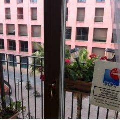 Отель Click & Click Las Ramblas балкон