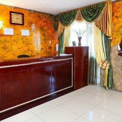 Гостиница Azia Hotel Казахстан, Нур-Султан - 1 отзыв об отеле, цены и фото номеров - забронировать гостиницу Azia Hotel онлайн интерьер отеля фото 2