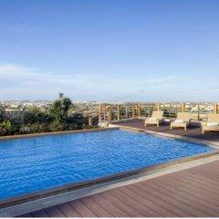 Отель Villa Munqar Мальта, Зуррик - отзывы, цены и фото номеров - забронировать отель Villa Munqar онлайн бассейн фото 2