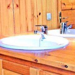 Отель Garos Garden ванная