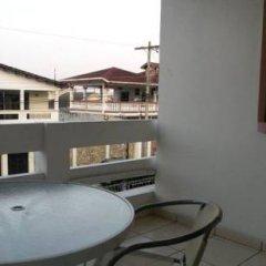 Hotel Casa La Cordillera балкон