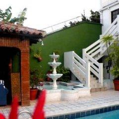 Hotel Casa La Cordillera бассейн фото 3