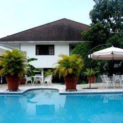 Hotel Casa La Cordillera бассейн