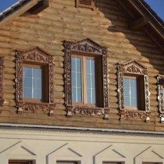 Гостиница Алексеевская усадьба балкон