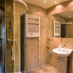 Апартаменты VisitZakopane White River Apartments ванная фото 2