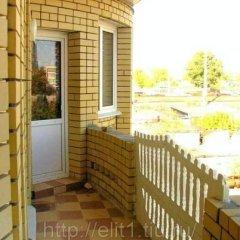 Гостевой дом Элит балкон