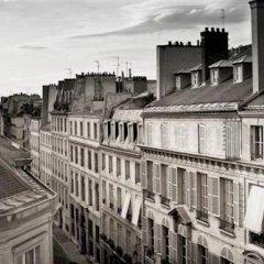 Отель Hôtel Lenox Saint Germain балкон