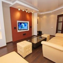 Апартаменты Apartments in Ekaterinburg комната для гостей фото 4