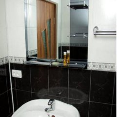 Vizit Hotel Бишкек ванная фото 2