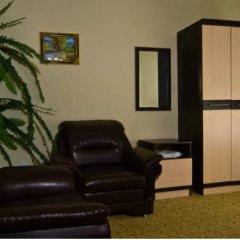 Vizit Hotel Бишкек комната для гостей фото 4