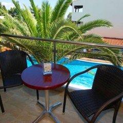 Hotel Simeon балкон