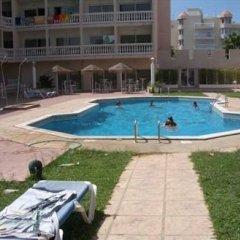 Отель Parque dos Reis Монте-Горду детские мероприятия