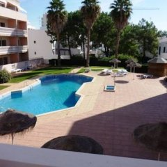 Отель Parque dos Reis Монте-Горду бассейн