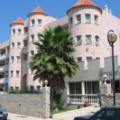 Отель Parque dos Reis Монте-Горду парковка