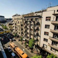 Отель Slavija Сербия, Белград - отзывы, цены и фото номеров - забронировать отель Slavija онлайн балкон
