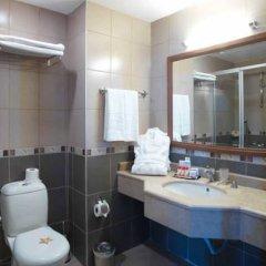 Отель Club Familia Чешме ванная фото 2