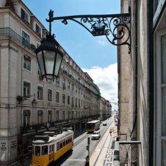 Отель House Of Silver балкон