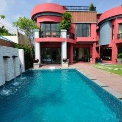 Отель Prantara Resort Таиланд, Пак-Нам-Пран - отзывы, цены и фото номеров - забронировать отель Prantara Resort онлайн бассейн фото 3