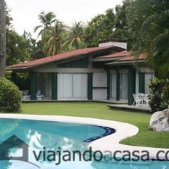 Отель Villa Olinala бассейн