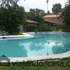 Отель Villa Olinala бассейн фото 2