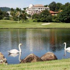 Отель The Green Golf Residence Phuket