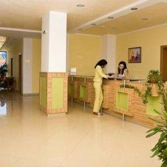 Апартаменты Sunny Beach Rent Apartments - Trakia Plaza интерьер отеля