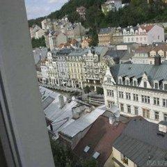Отель Elena Чехия, Карловы Вары - отзывы, цены и фото номеров - забронировать отель Elena онлайн балкон