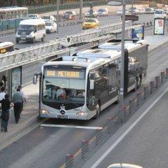 Avcilar Dedem Hotel городской автобус