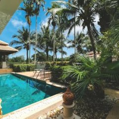 Отель Phuket Marbella Villa бассейн фото 2
