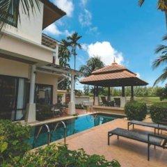 Отель Phuket Marbella Villa бассейн фото 3