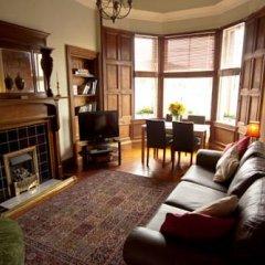 Апартаменты Cloudberry Apartment Эдинбург комната для гостей фото 3