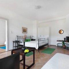 Апартаменты Ostrovní Apartment Прага комната для гостей фото 3